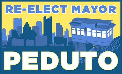 Re-elect Mayor Peduto