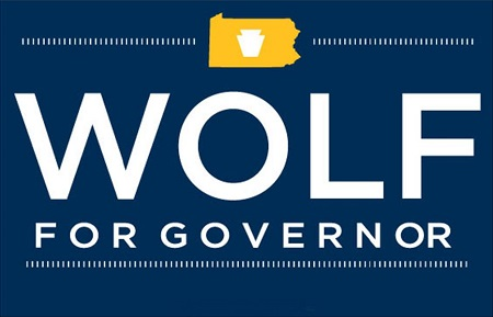 Tom Wolf for Governor