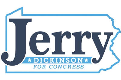 Jerry Dickinson for Congress